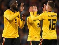 Lukaku bags double as Belgium sweep Iceland aside