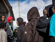 UK to Let Kids Brought From Calais Camp Stay Even If Not Recogniz ..