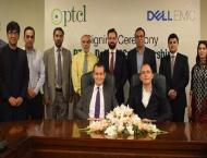 PTCL enters an agreement with Dell EMC