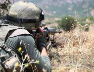 54 terrorists 'neutralized' in Turkey last week