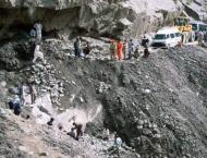 Road to Batswat village blocked due to debris flow: NDMA
