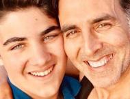 Akshay Kumar writes a heartfelt birthday wish for son Aarav
