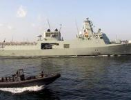 Royal Navy ship arrives: Naval drills with Pakistan Navy conducte ..