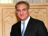 Foreign Minister Makhdoom Shah Mehmood Qureshi conveys Pakistan's ..