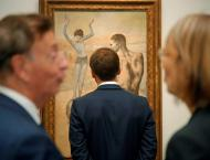 Paris show blends happiness and melancholia of young Picasso