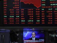 Hong Kong stocks sink more than one percent 17 September 2018