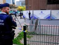 Knife attacker wounds Belgian police officer