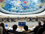 Al Ghofran clan present letter to UN OHCHR highlighting Qatar vio ..
