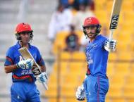 Rahmat's fifty lifts Afghanistan to 249 against Sri Lanka