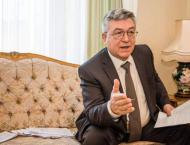 Russia Ambassador Says Studying Diplomatic Accreditation in Detai ..