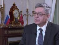 Russian Ambassador in Bern Says Diplomatic Accreditation Refusal  ..