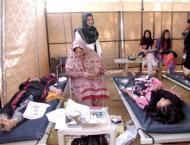 NUML students donate blood for Thalassemia