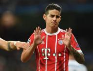 Spain taxman drops accusations against James Rodriguez: report