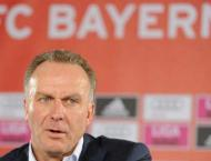 Refs must do more to protect Bayern stars - Rummenigge