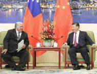 Chinese president pledges support for Samoa's economic developmen ..