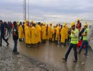 Turkish Authorities Arrest 24 Workers Over Istanbul Airport Prote ..