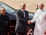 Indian Prime Minister Discusses Trade, Security Issues With Afgha ..
