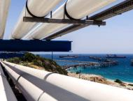 Cyprus, Egypt sign accord for Mediterranean gas pipeline