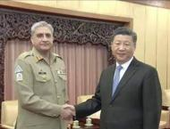 Chief of Army Staff calls on Chinese President, regional security ..