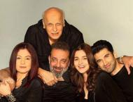Sadak 2 is a dream come true: Alia Bhatt thanks father on 70th bi ..