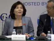 Russian Ambassador, N. Korean Deputy Foreign Minister Discuss UNS ..