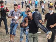 Palestinian teen shot dead by Israeli fire in Gaza border clashes ..