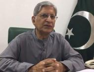 Aitzaz Ahsan lauds IHC judges who ruled in Sharifs' favour