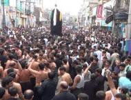 Youm-e-Ashur to be observed with great religious reverence, solem ..