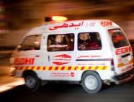 2 killed, 13 injured as bus overturns in Kalat