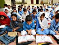 Rs4b being spent on promotion of education in KP's tribal distric ..