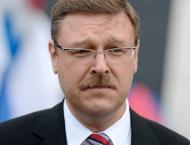 Russian Lawmaker Kosachev Says Will Take Part in UN General Assem ..