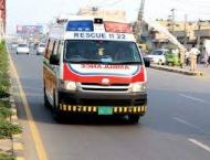 2 killed in separate accidents in Sargodha