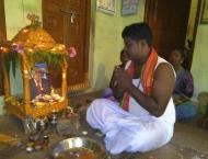Meet this Indian man who worships Donald Trump as God