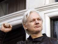 Moscow Denies Contacting Assange's Associates, Ecuadoran Embassy  ..