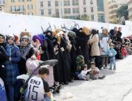 Over 100 Refugees Returned to Syria From Lebanon Over Past 24 Hou ..