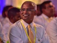 Maldives opposition leader wins presidency with 58.3 percent: off ..