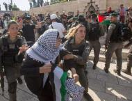 Protests, Human Rights Violations in Palestinian Territories Cont ..