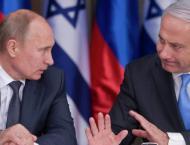 Putin, Netanyahu Discuss Il-20 Incident, Russian Response in Phon ..