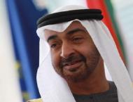 Mohamed bin Zayed receives Bahrain's Crown Prince