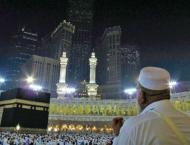 2.37 million people performed this year's Haj