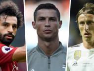 Modric named best player, Salah rewarded for best goal