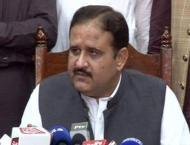 Punjab Chief Minister Sardar Usman Buzdar condoles death of Justi ..
