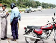 Islamabad Traffic Police's campaign underway to make road users m ..