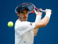 Andy Murray wins first round at Shenzhen after Zhang retires