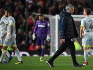 Derby shocker piles misery on Mourinho amid Pogba rift talk