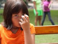 Lung inflammation from childhood asthma may cause anxiety