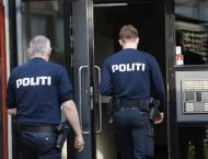 Two People Arrested in Copenhagen on Suspicion of Supplying IS Wi ..