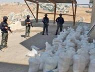 7 drug dealers arrested east of Amman areas in Jordan