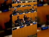 Ministry of Defence participates in UNGA 73