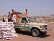 ERC sends aid convoy to Lahej, Yemen